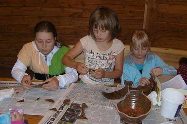 Obóz archeologiczny 2