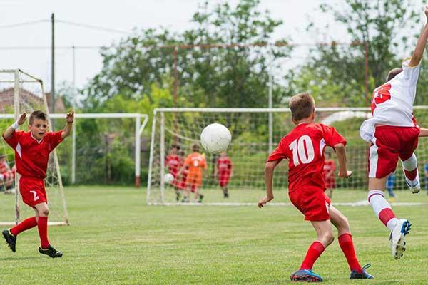 Obóz piłki nożnej