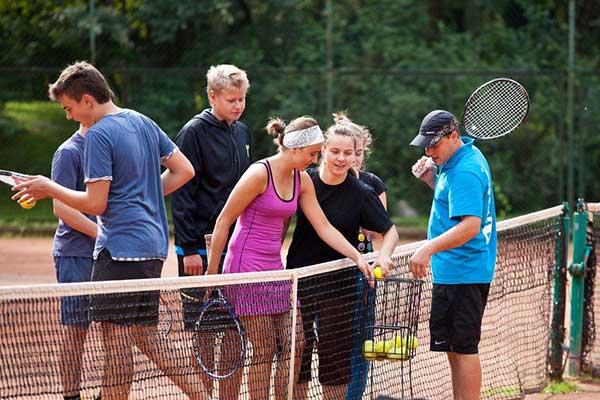 Obóz tenisa ziemnego