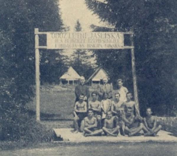 obozy w Jaśliskach